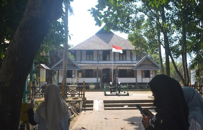 Museum Karaeng Pattingaloang. (foto: ist/palontaraq)