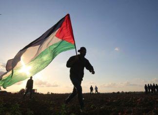 Para Pejuang Palestina. (foto: ist/palontaraq)