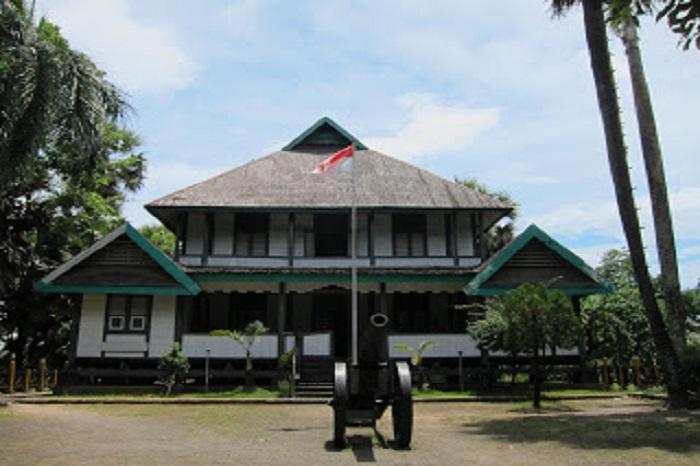 Museum Karaeng Pattingaloang. (foto: mfaridwm/palontaraq)