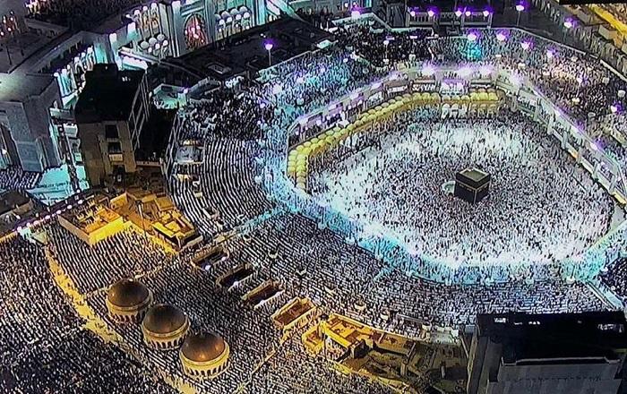Ka'bah, Makkah al-Mukarramah. (foto: ist/palontaraq)