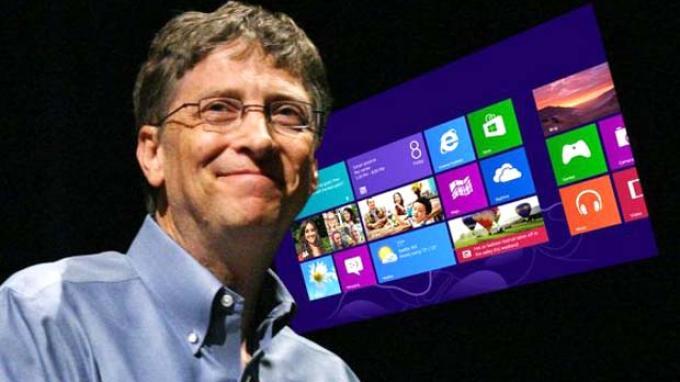 Bill Gates, Pendiri Microsoft. (foto: ist/palontaraq)