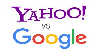 Yahoo vs Google. (foto: ist/palontaraq)